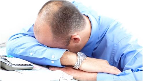 Symptome des Burn-Out-Syndroms immer häufiger bei Ärzten und Pflegern