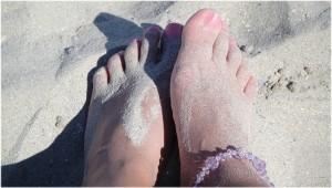 Fußpilz zählt mit Abstand zu den häufigsten Pilzerkrankungen
