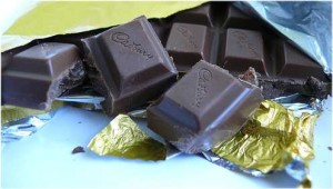 Schokolade kann in Maßen gesund sein