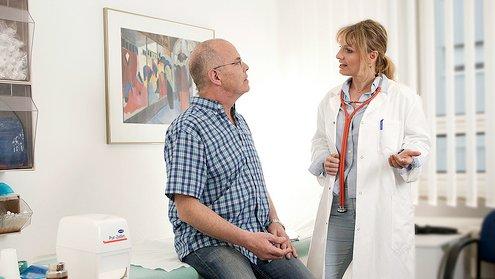 Geschlechterrollenaspekte in der Arzt-Patient