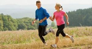 15 Minuten Bewegung verlängert das Leben