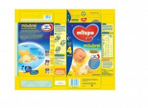 Milupa ruft Babybrei mit Banane und Getreide zurück