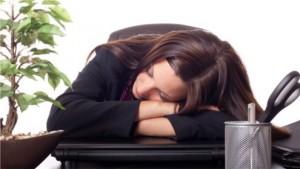 Menschen schlafen im Winter länger