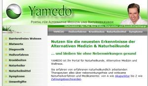 Alternativmedizin und Naturheilkunde auf Yamedo