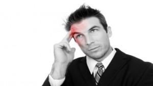 Stress und Anspannung für Migräne verantwortlich