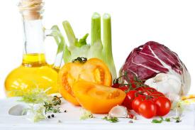 Gesunde Ernährung ist gefragt