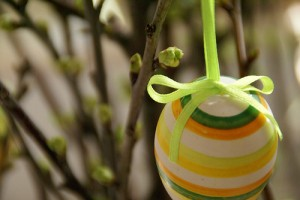 Glaube an Osterhase ist gut für die Entwicklung von Kindern