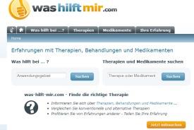 www.was-hilft-mir.com geht online