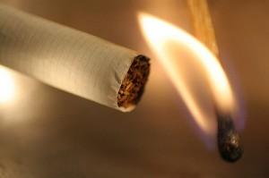 Nikotin und Cholesterin sind gefährliche Kombination