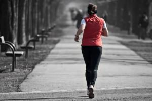 Bei depressiven Frauen kann Bewegung Stress abbauen
