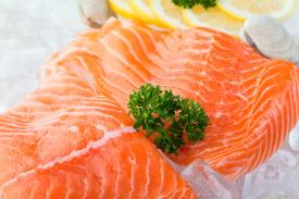 Seefisch ist besonders reichhaltig an Vitamin D