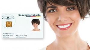 Gesundheitskarte: Biometrische Fotos leicht gemacht