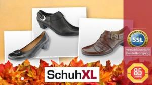 Schuhe in Übergrößen jetzt auch online bestellen