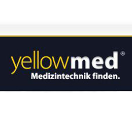 Yellowmed.com: Virtuelle Messe für Medizintechnik