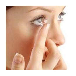 Kontaktlinsen als Alternative zur Brille