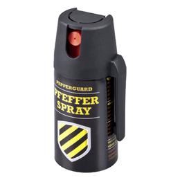 Selbstverteidigung mit Pfefferspray