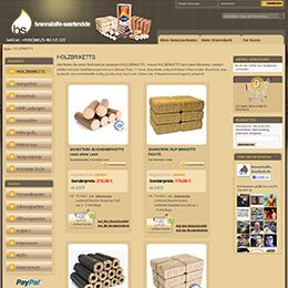 Heizkosten sparen mit Holzbriketts