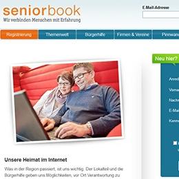 Seniorbook: Networking für Erwachsene