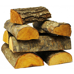Brennholz für gesundes Heizen