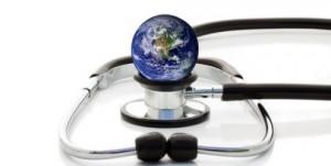 Krise in Europa zum Nachteil der Gesundheit