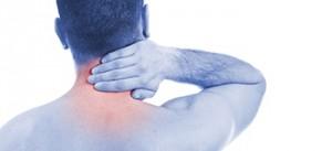 Schmerzen im Schulter- und Nackenbereich