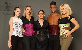 Das Korsett: Vom Hilfsmittel zum Modeschlager