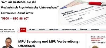 MPU Vorbereitung bei Führerscheinentzug