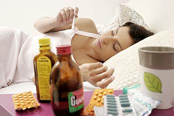 Grippeerkrankung: Ansteckung verstärkt Antikörper