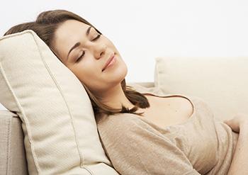 Entspannte Atmosphäre zu Hause schaffen