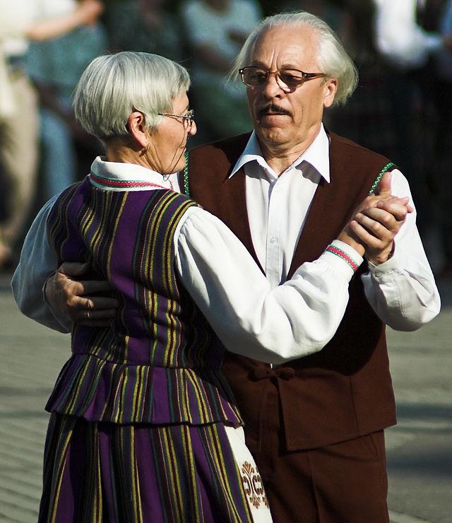 Mit Gesellschaftstanz fit bleiben bis ins Alter